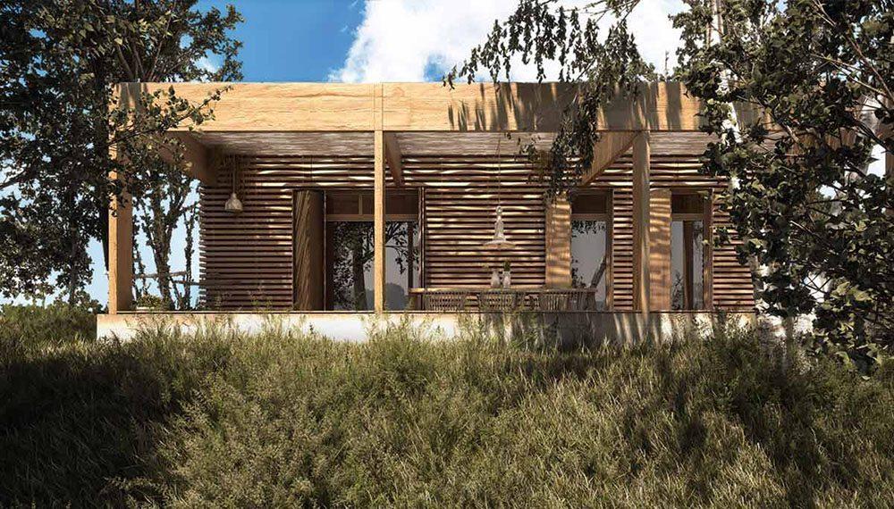 Materiales para una vivienda ecológica