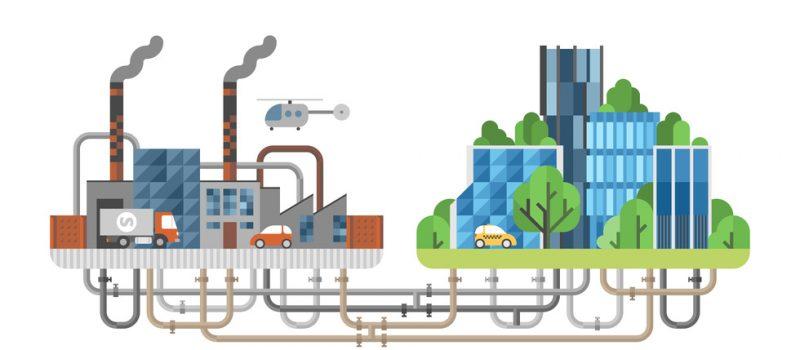 Un futuro con cero emisiones de carbono: el papel de la calefacción urbana